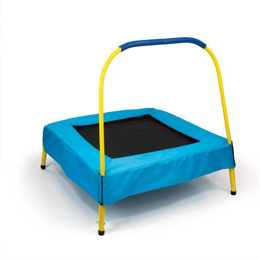 Picture of Early Learning Centre Junior Trampoline - Blue