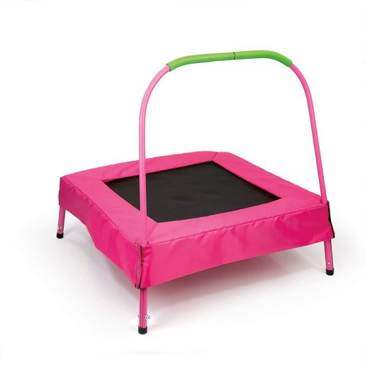 Picture of Early Learning Centre Junior Trampoline - Pink