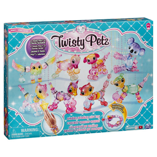 Picture of Twisty Petz Series 3 - Ombre 8-Pack (Styles Vary)