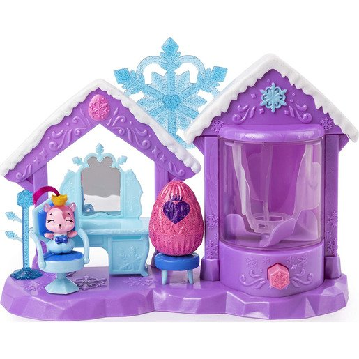 Picture of Hatchimals CollEGGtibles - Glitter Salon Playset