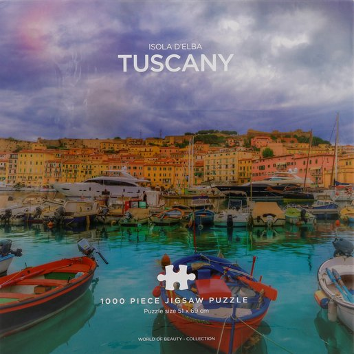 Picture of Tuscany Puzzle - 1000 Pieces