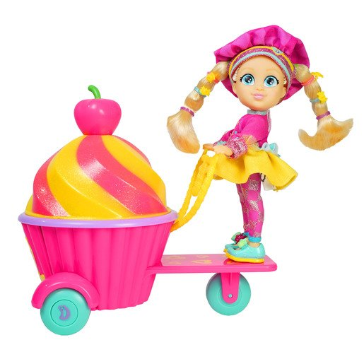 Picture of Love Diana 15cm Doll - Food Stall Playset