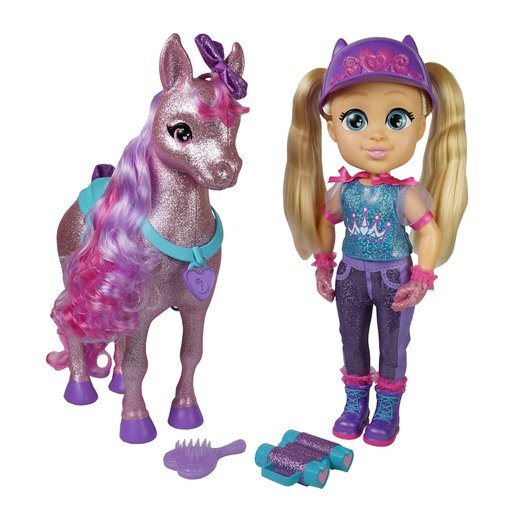 Picture of Love Diana - Horse Set Doll Pack