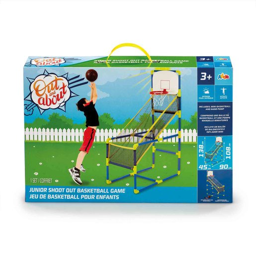 Picture of Out and About Junior Shoot Out Basketball Game