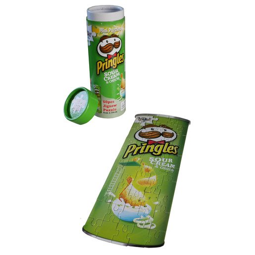 Picture of Pringles Mini Puzzles (Styles Vary)