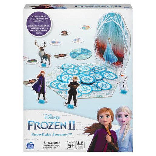 Picture of Disney Frozen 2 - Snowflake Journey Game