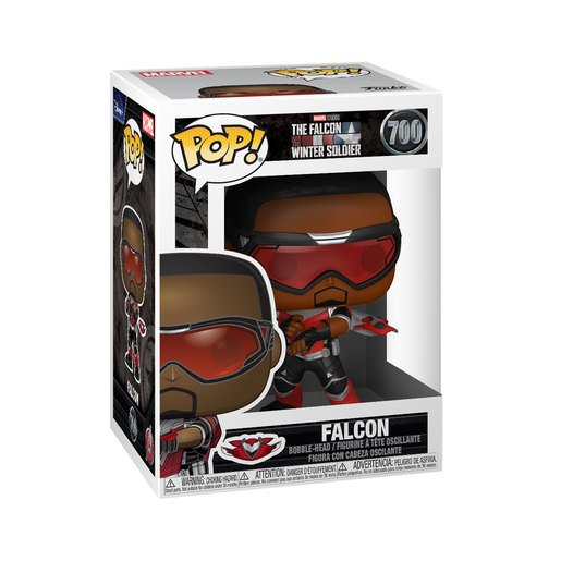 Picture of Funko Pop! Marvel: The Falcon & Winter Soldier - The Falcon