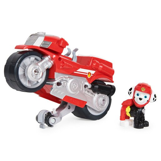 Picture of Paw Patrol Moto Pups: Marshall Deluxe Vehicle