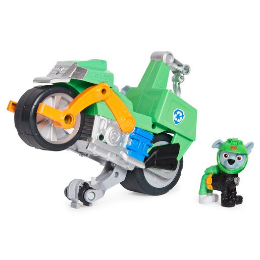 Picture of Paw Patrol Moto Pups: Rocky's Deluxe Vehicle