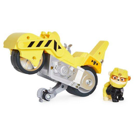 Picture of Paw Patrol Moto Pups: Rubble's Deluxe Vehicle
