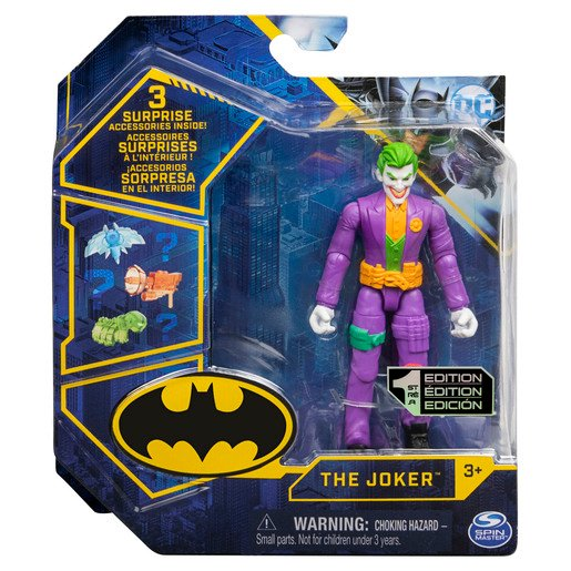Picture of DC Batman 10cm Action Figures - Joker
