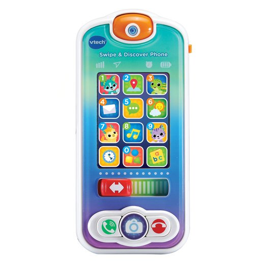 Picture of VTech Swipe & Discover Phone