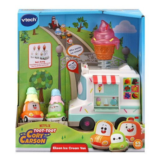 Picture of VTech Toot-Toot: Cory Carson - Eileen Ice Cream Van