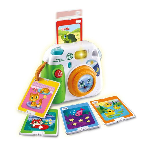 Picture of LeapFrog - Fun-2-3 Instant Camera