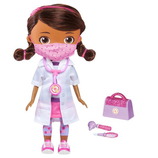 Picture of Doc Mcstuffins - Wash Your Hands Doll