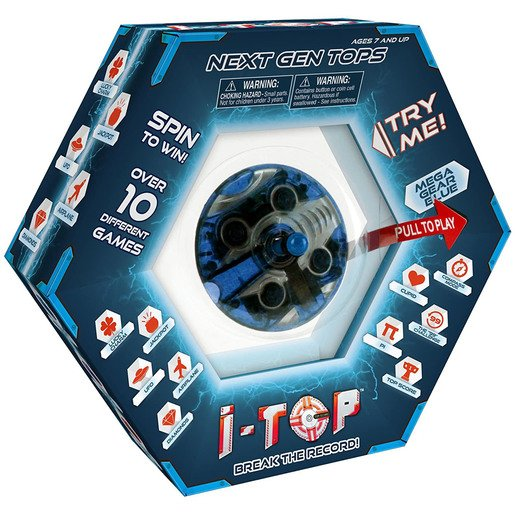 Picture of Next Gen I-Top Game - Mega Gear Blue