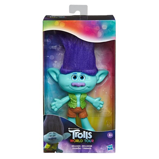 Picture of DreamWorks Trolls Doll - Branch