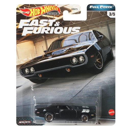 Picture of Hot Wheels X Fast and Furious Vehicle - 1971 Plymouth GTX