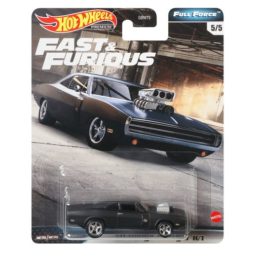 Picture of Hot Wheels X Fast and Furious Vehicle - Dodge Charger