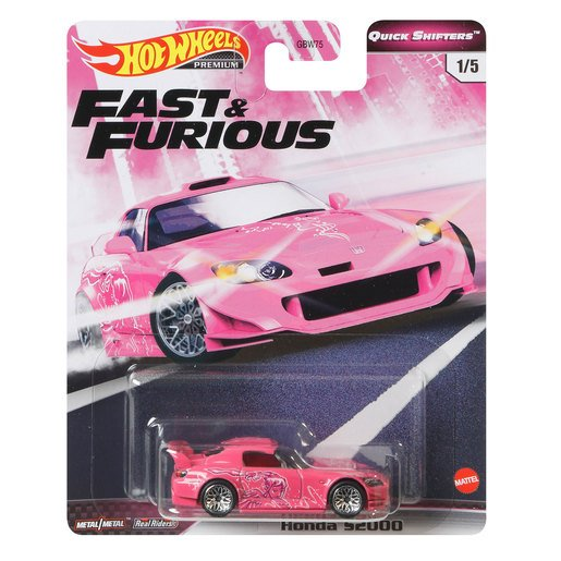 Picture of Hot Wheels X Fast and Furious Vehicle - Honda S2000