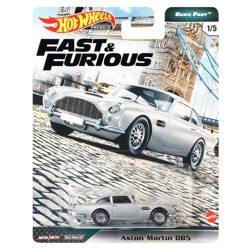 Picture of Hot Wheels X Fast and Furious Vehicle - Aston Martin DB5