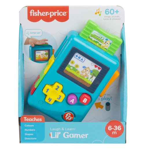 Picture of Fisher-Price Laugh & Learn Lil' Gamer