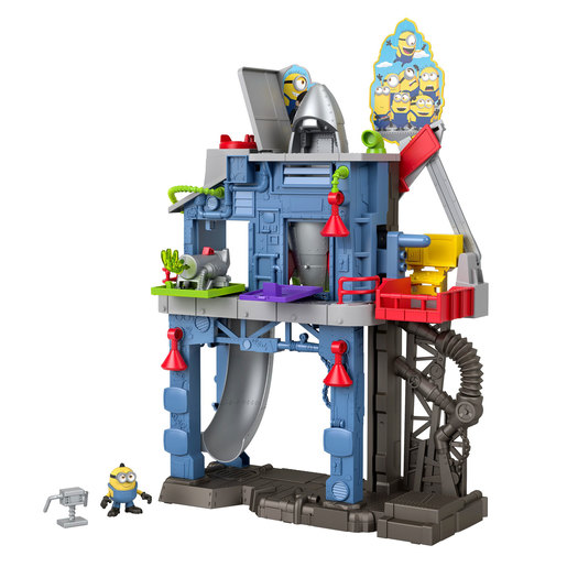 Picture of Fisher-Price Imaginext Minions Gru's Gadget Lair Playset