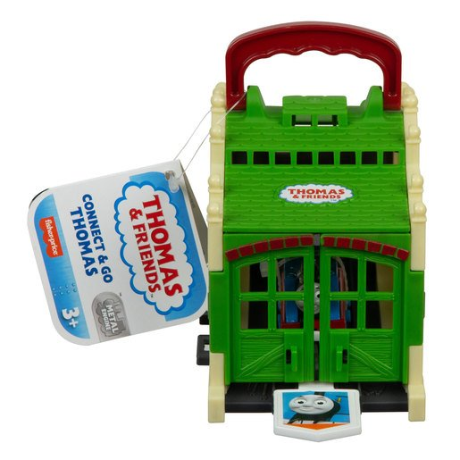 Picture of Thomas & Friends Connect & Go Thomas Shed