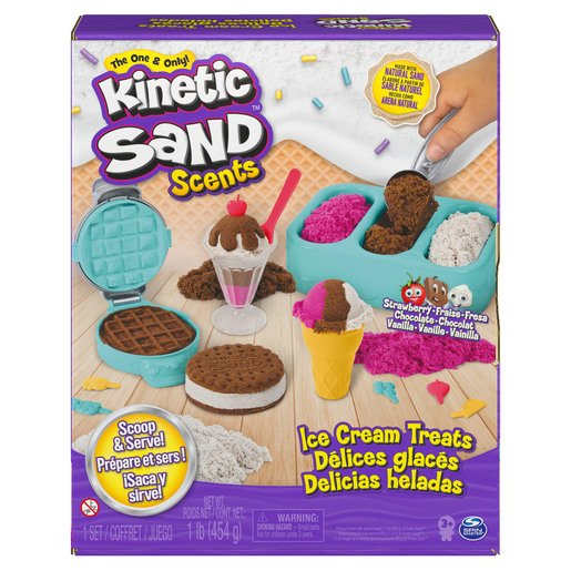 Picture of Kinetic Sand Scents - Ice Cream Treats