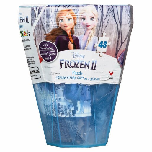 Picture of Disney Frozen 2 - 48-Piece Surprise Puzzle (Styles Vary)