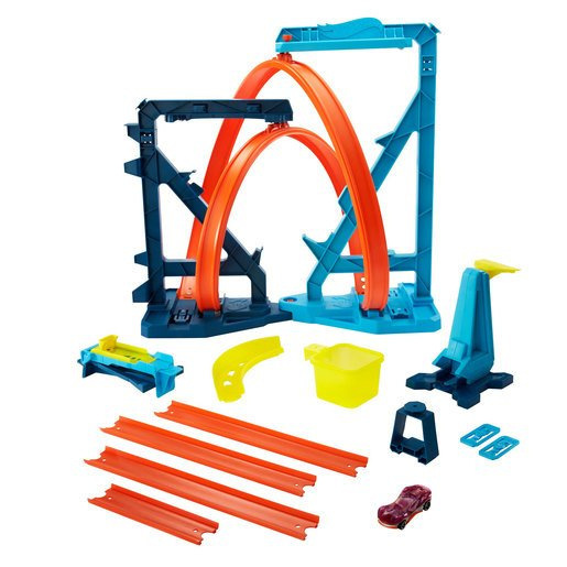 Picture of Hot Wheels Track Builder Unlimited Infinity Loop Playset