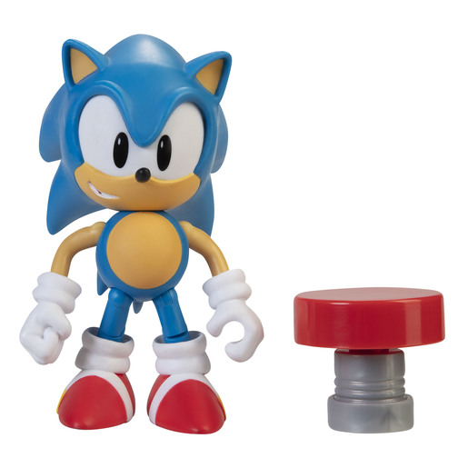 Picture of Sonic 10cm Figures -Classic Sonic With Spring