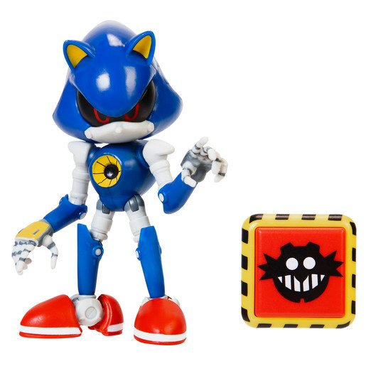 Picture of Sonic 10cm Figures - Metal Sonic