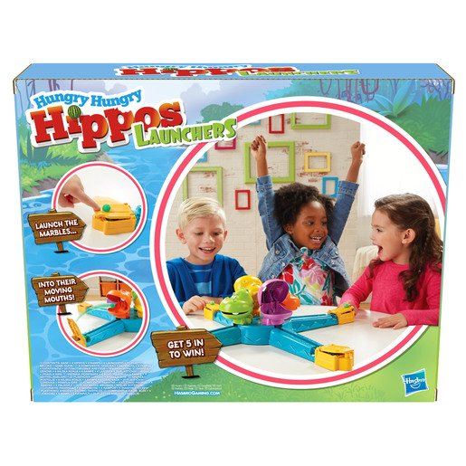Picture of Hungry Hippo Launcher Board game