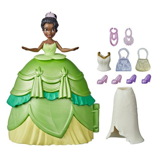 Picture of Disney Princess Doll - Skirt Surprise Tiana
