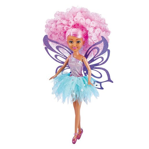 Picture of Sparkle Girlz Hair Dreams Doll by Zuru - Pink