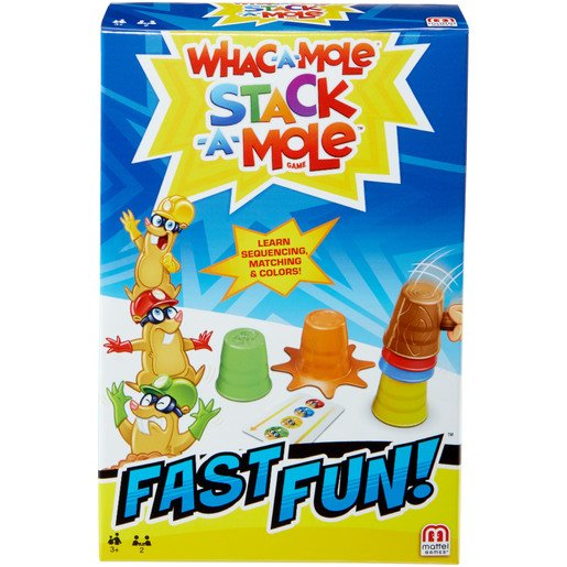 Picture of Stack-A-Mole Game