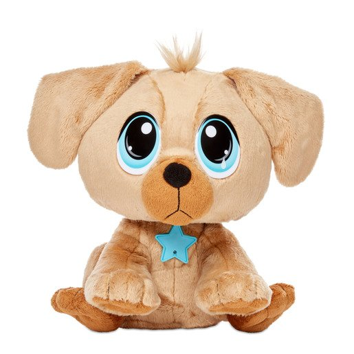 Picture of Little Tikes Rescue Tales Adoptable Pets Soft Toy - Golden Retriever