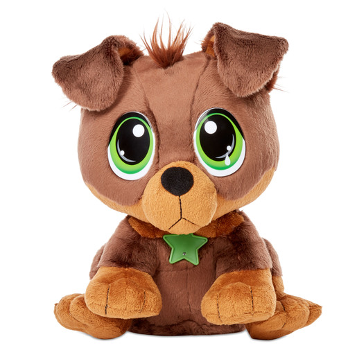 Picture of Little Tikes Rescue Tales Adoptable Pets Soft Toy - Rottweiler