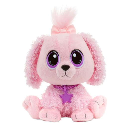 Picture of Little Tikes Rescue Tales Babies Soft Toy - Pink Poodle