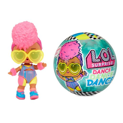Picture of L.O.L. Surprise! Dance Dance Dance Dolls & Accessories (Styles Vary)