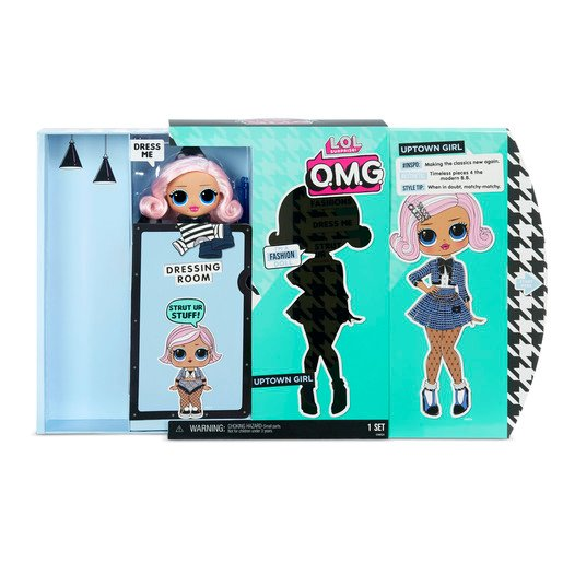 Picture of L.O.L Surprise! Outrageous Millennial Girls - Uptown Girl Fashion Doll