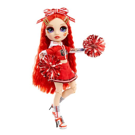 Picture of Rainbow High Cheer Doll - Ruby Anderson