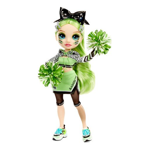 Picture of Rainbow High Cheer Doll - Jade Hunter