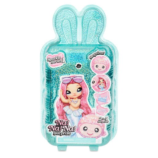 Picture of Na! Na! Na! Surprise 2-in-1 Pom Doll (Styles Vary)