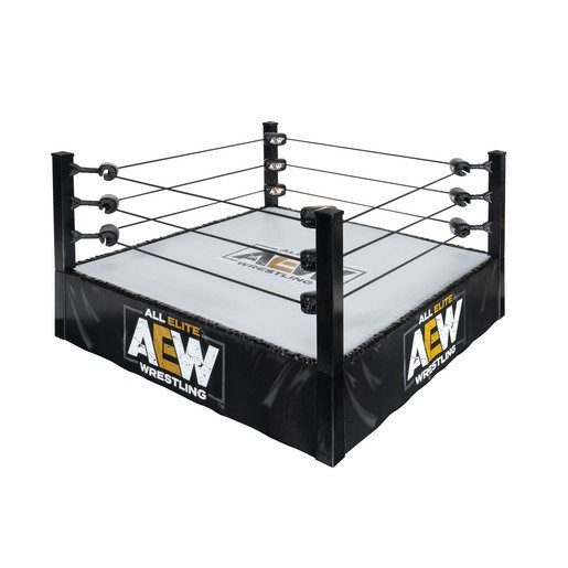 Picture of AEW Unrivalled Collection - Action Ring