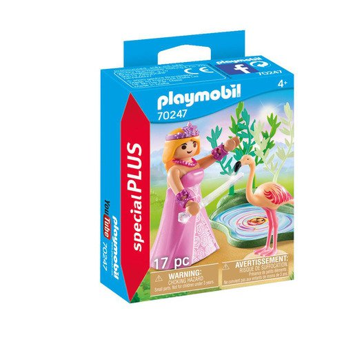 Picture of Playmobil 70247 Special Plus Princess at the Pond Playset