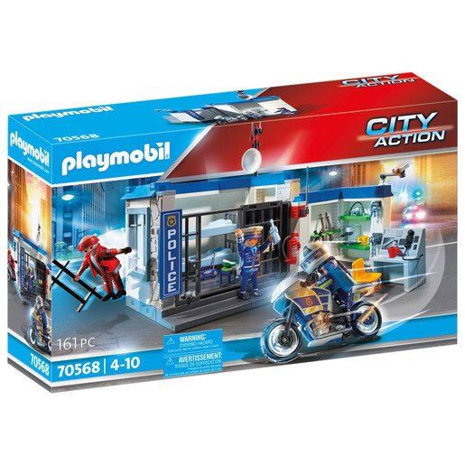 Picture of Playmobil 70568 City Action Police Prison Escape
