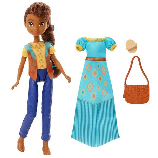 Picture of Spirit Untamed Pru Doll and Fashion