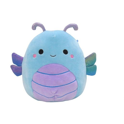 Picture of Squishmallows 20cm Soft Toy - Heather the Dragonfly
